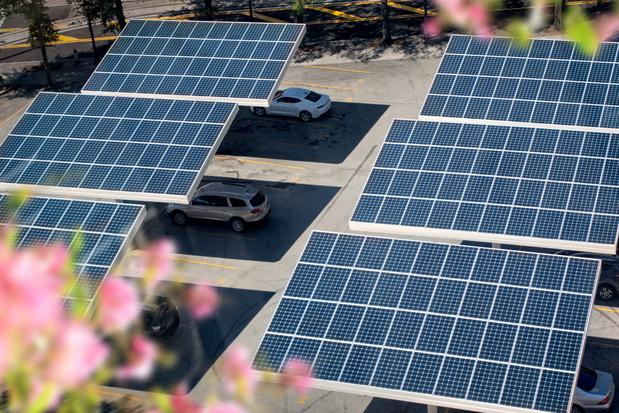 Pairi Daiza bouwt 'grootste zonnepanelenparking ter wereld'
