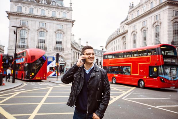 Brexit: pas de frais de roaming pour le moment pour les voyageurs vers le Royaume-Uni