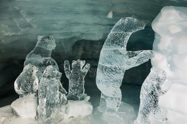 Geen ijspiste en ijssculpturenfestival meer in Brugge: 'Niet langer verantwoord'