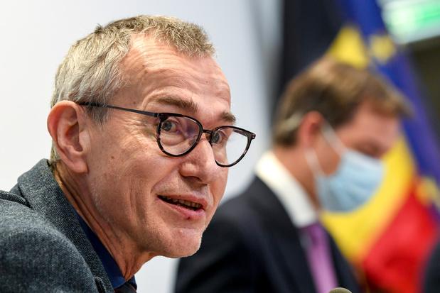 Covid: beaucoup de choses devraient être possibles en été, assure Frank Vandenbroucke