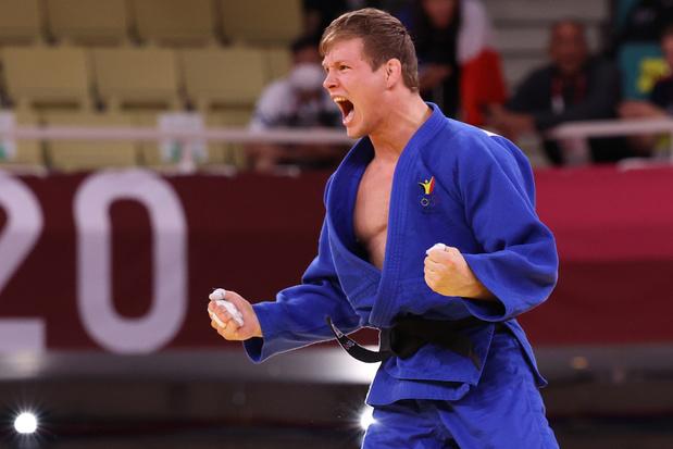 Brons! Matthias Casse wint plek om derde plaats tegen Grigalashvili