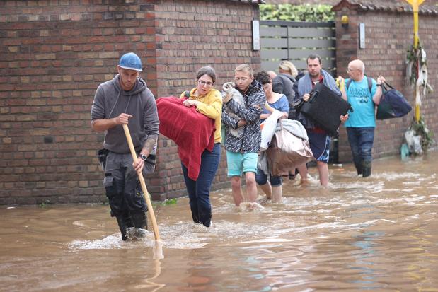 Quelle rémunération pour les travailleurs absents à cause des inondations?