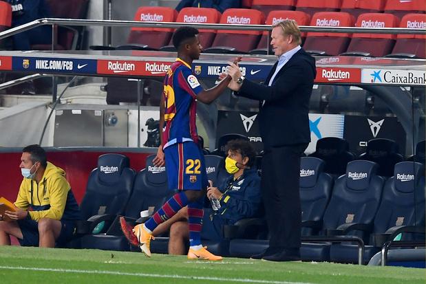 Zo verandert Koeman de tactiek van Barcelona