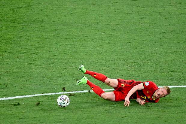 """Jean-Michel De Waele et l'Euro 2020: """"La Belgique continue à entretenir un complexe d'infériorité"""""""