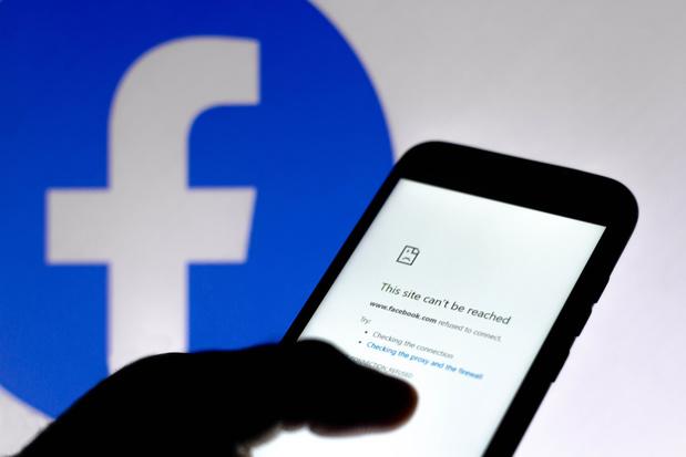 Facebook, Instagram et Whatsapp de nouveau perturbés par un problème technique