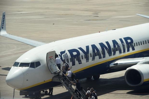 Ryanair suspend la quasi-totalité de ses vols à partir du 24 mars