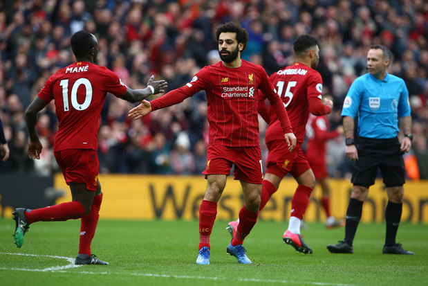 Liverpool renoue avec la victoire