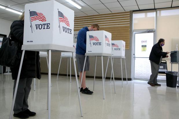 Recordaantal Amerikanen stemde al