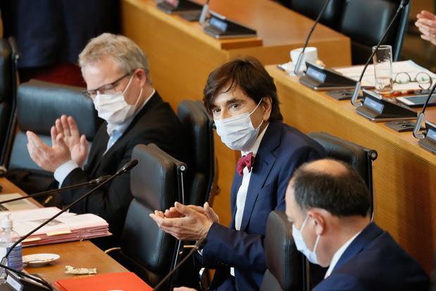 PS et PTB à couteaux tirés au parlement wallon