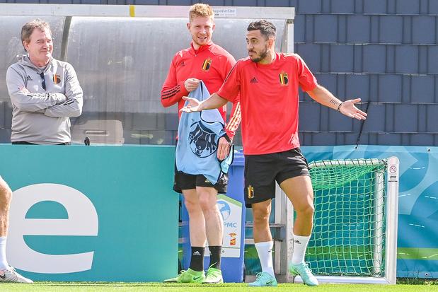 De Bruyne en Eden Hazard mee naar München, maar spelen ze ook?