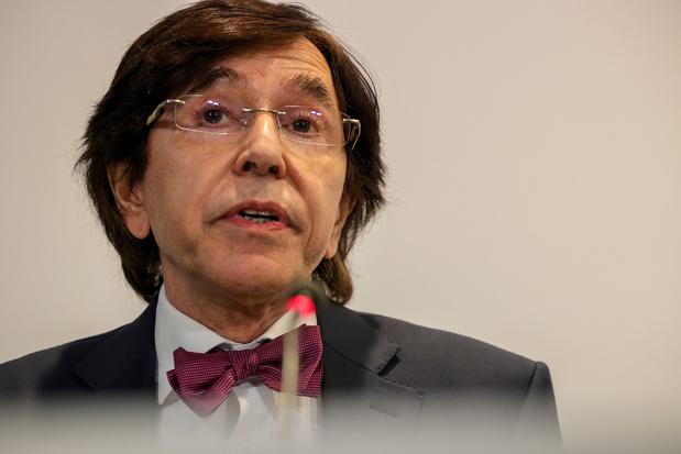 Covid: pour Elio Di Rupo, l'analyse des eaux usées a ses limites