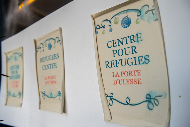 La Ville de Bruxelles prolonge la convention d'occupation précaire à la Porte d'Ulysse