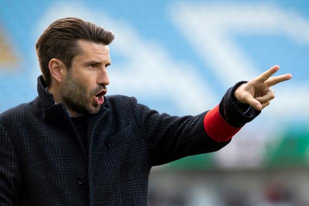 Kortrijk: Yves Vanderhaeghe ontslagen, vervangen door Luka Elsner