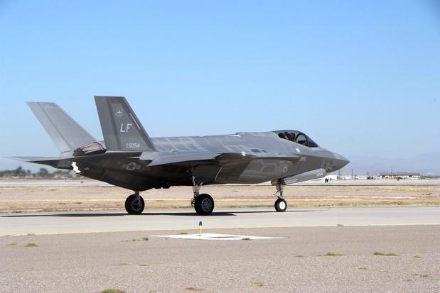 La Belgique investit 300 millions d'euros en vue de l'arrivée des F-35