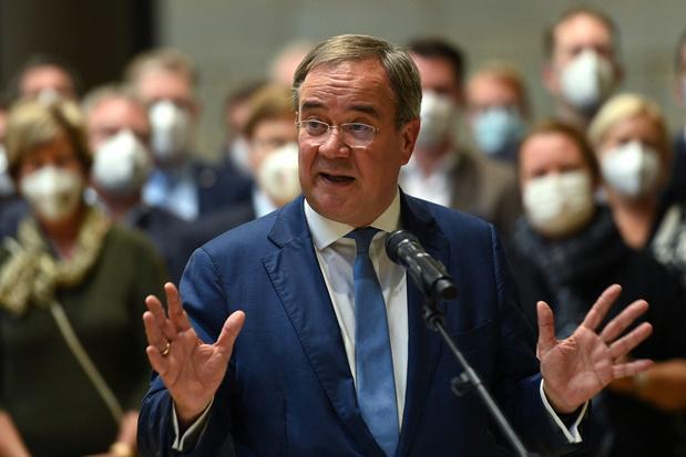 Armin Laschet wil aftreden als voorzitter van de CDU