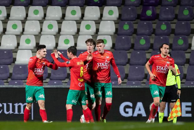 Ostende retourne le Beerschot et reste dans la course aux Playoffs 1