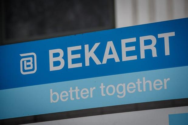 """Bekaert prévoit un """"impact significatif"""" sur ses résultats du premier semestre"""