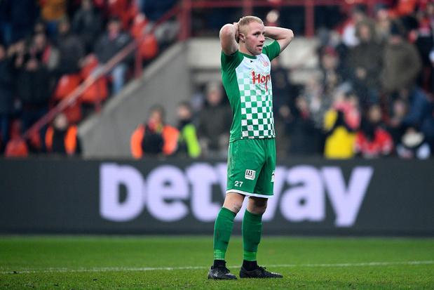 Club Brugge na penalty's door naar kwartfinale beker, Standard wint eenvoudig