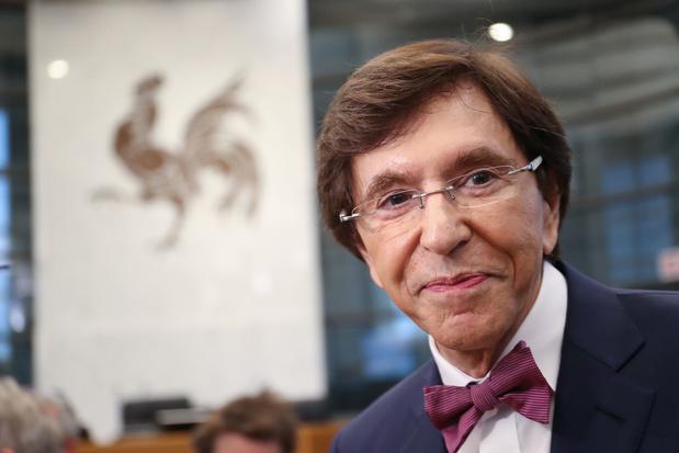 Elio Di Rupo: 'PS sluit zich niet aan bij nieuwe Zweedse coalitie'