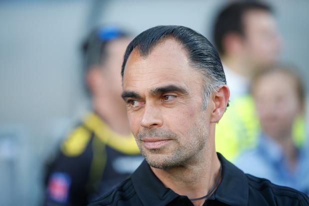 Johan Walem, bondscoach Cyprus: 'Ik had me eigenlijk kandidaat gesteld als technisch directeur van de KBVB'