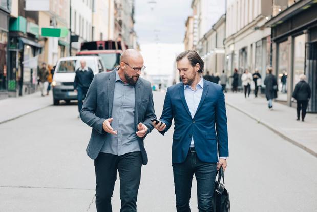 'Jammer dat niet meer mannen aandacht besteden aan hun outfit'