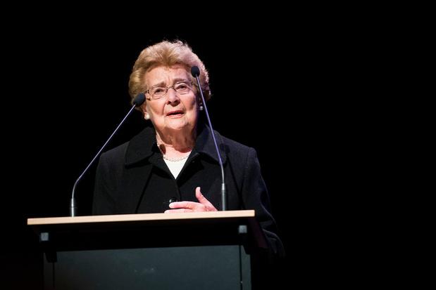 DéFI-boegbeeld Antoinette Spaak overleden