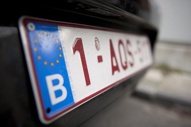 Hausse des immatriculations de voitures neuves en janvier