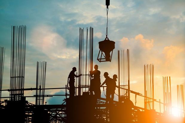 Nooit geziene wachttijden in bouwsector