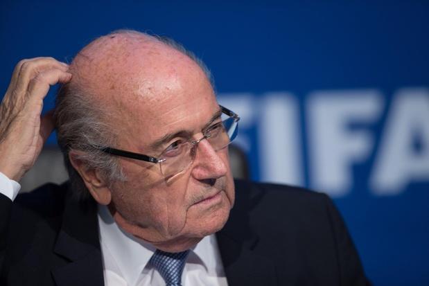 La FIFA dépose une plainte visant Sepp Blatter