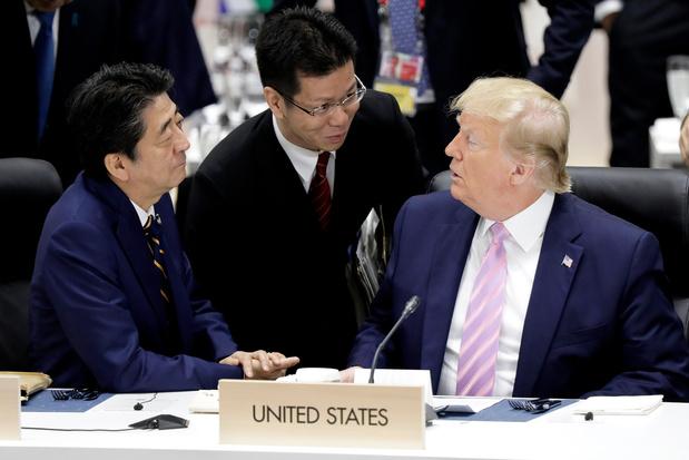Japon et Etats-Unis vont accélérer les discussions commerciales
