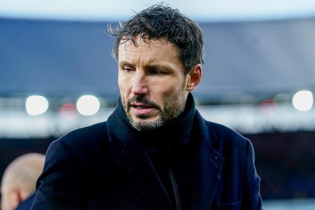 Mark van Bommel wordt coach van Koen Casteels bij Wolfsburg
