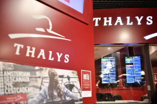 Un concurrent au Thalys sur la ligne Bruxelles-Amsterdam