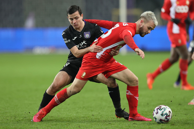 Van West Ham naar Anderlecht: het eigenaardige verhaal van Josh Cullen