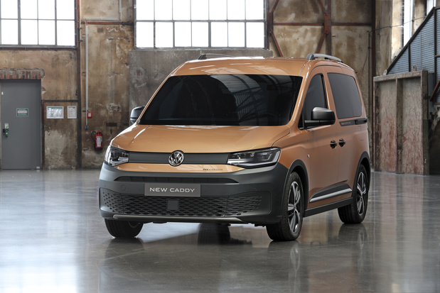 VW Caddy Panamericana, pratique pour l'aventure