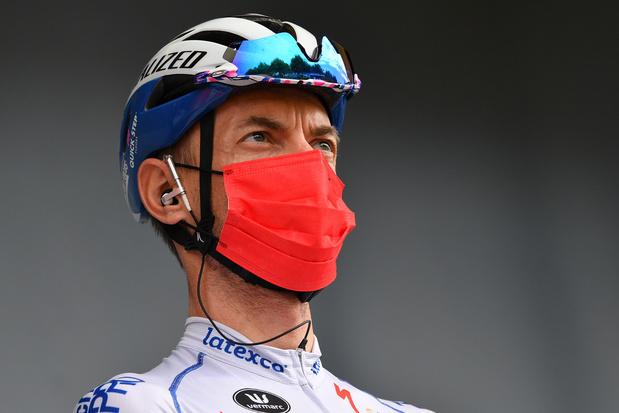 Het seizoen van superknecht Dries Devenyns: 'Hopelijk was Fabio's val niet helemaal zinloos'