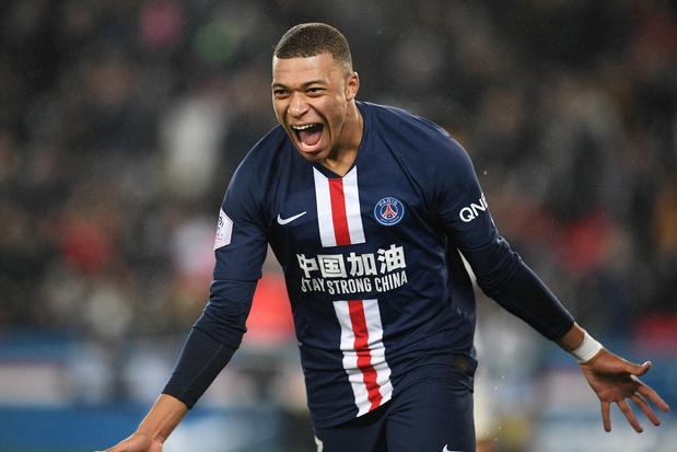 """Mbappé au PSG la saison prochaine """"quoi qu'il arrive"""""""
