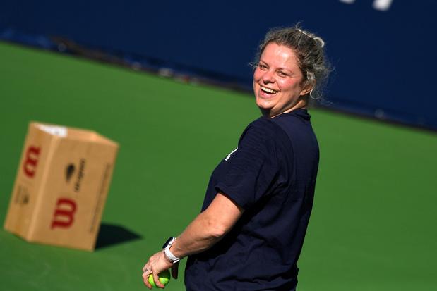 Kim Clijsters se livre sur son retour