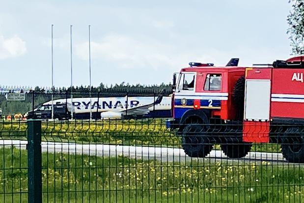 Le Bélarus intercepte un avion de ligne, un militant arrêté selon l'opposition