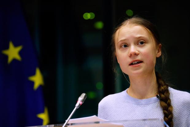 """Green Deal européen: une première """"loi climat"""", Greta Thunberg critique le leadership de l'UE"""
