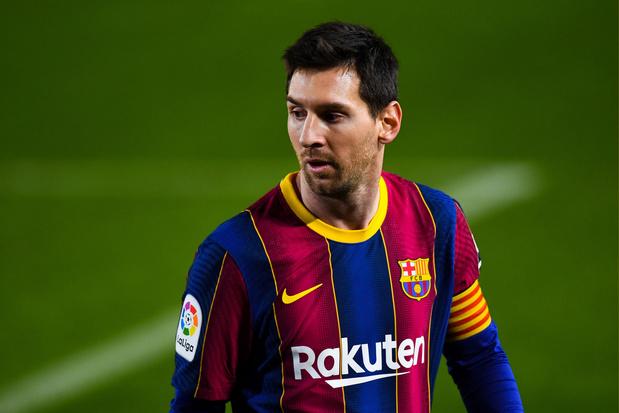 Groot Messi-interview: 'Mijn droom is om in de Verenigde Staten te spelen'