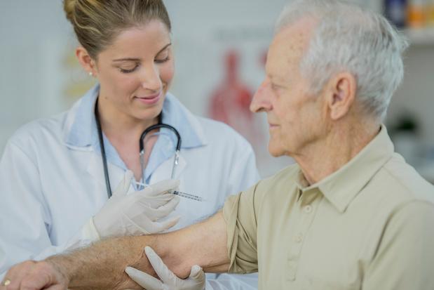 Trop peu de prévention contre la pneumonie chez les adultes