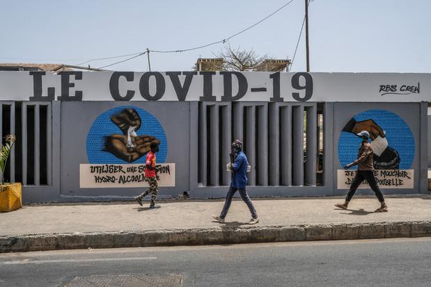 De zuurstofkloof: beademingstoestellen voor Europeanen, zeep voor Afrikanen?