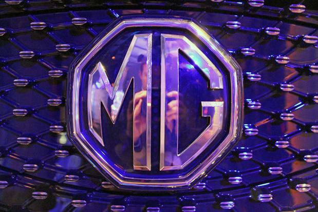La marque MG fera son retour sur le marché belge