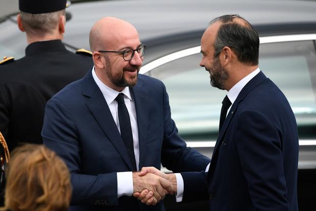 """""""Dimension européenne importante avec les nouveaux défis pour la sécurité"""", selon Charles Michel"""