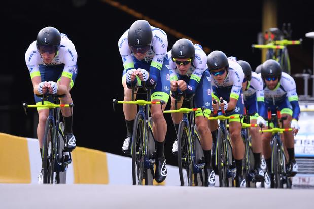 Pas de Tour de France pour Circus - Wanty Gobert