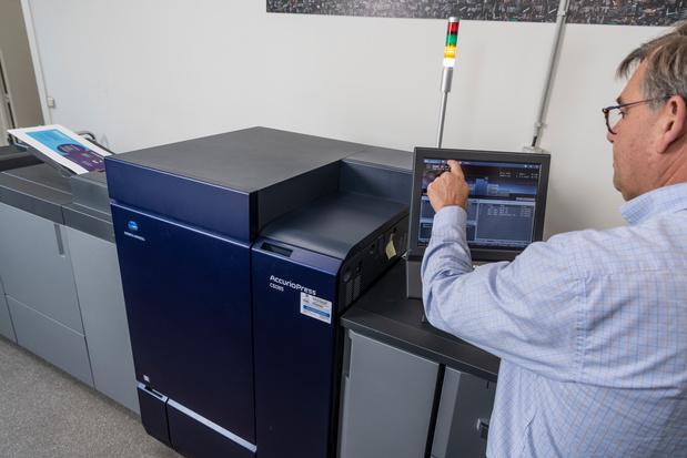 Une satisfaction client et une efficacité interne accrues chez imprimerie Eurographic