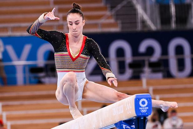 Belgische turnsters worden achtste in olympische teamfinale, goud voor Rusland