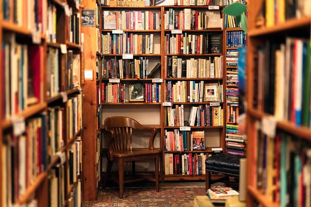 'Vechten tegen Bol.com? De moeite niet waard': kan het 'Deliveroo voor boeken' de boekhandel redden?