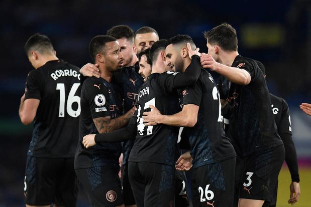Ligue des Champions: l'année de la consécration pour Manchester City?