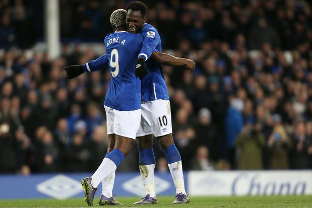 Quand Arouna Koné coachait Romelu Lukaku à Everton